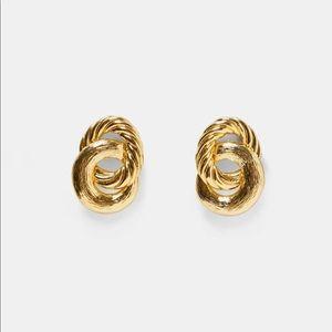 Brand new Zara earrings